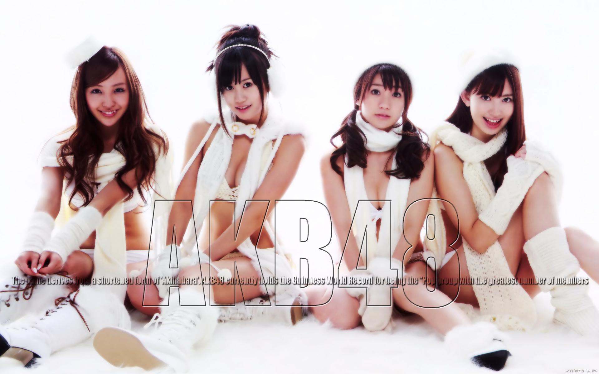 AKB48の壁紙wu004