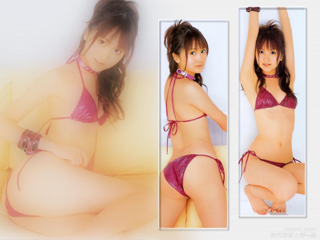 浜田翔子の画像