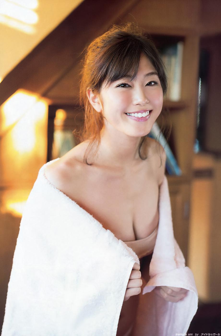 稲村亜美 画像