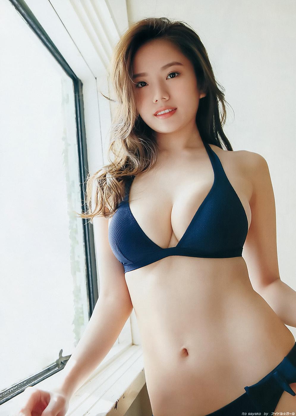 伊東紗冶子 画像