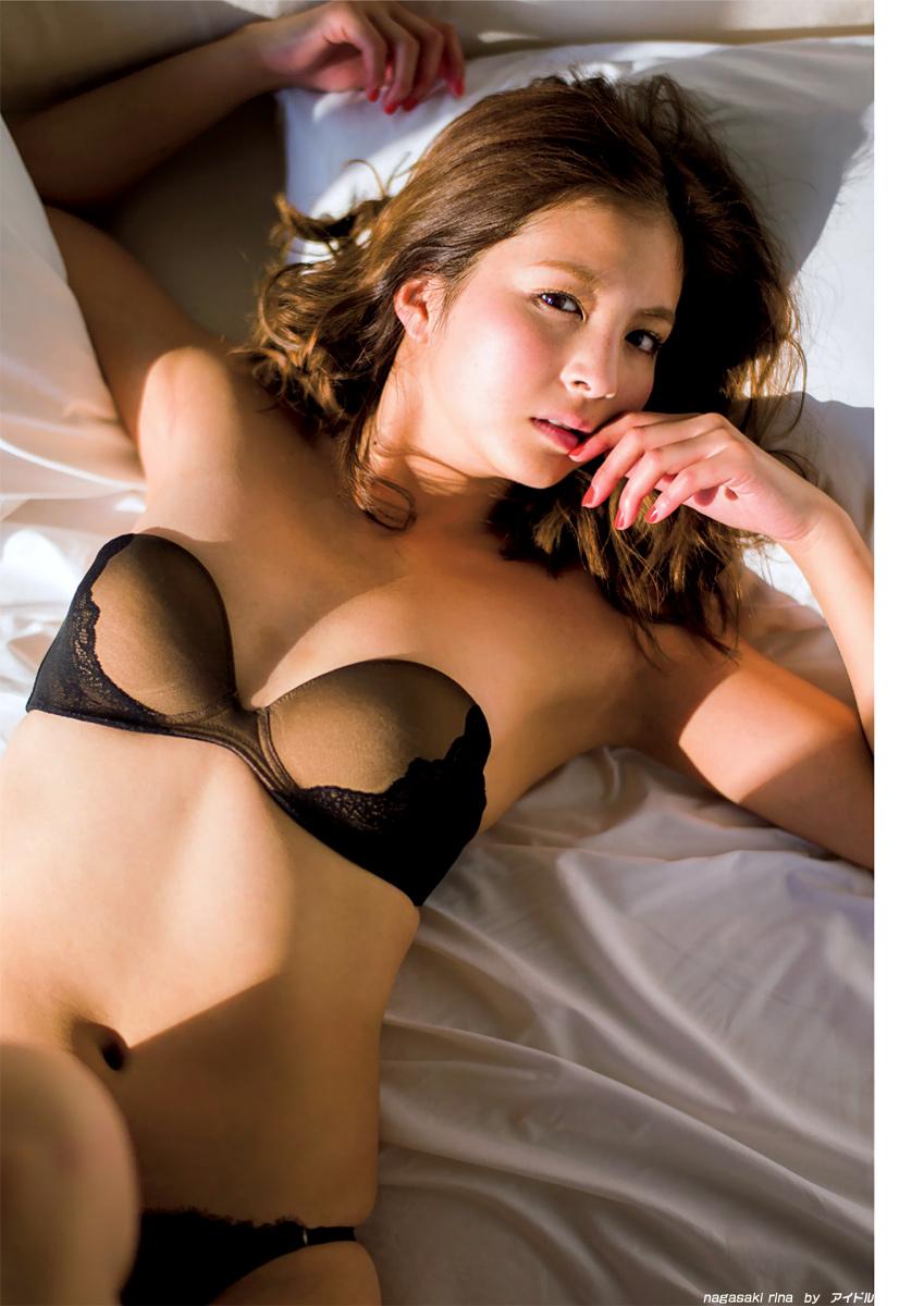 長崎莉奈の画像