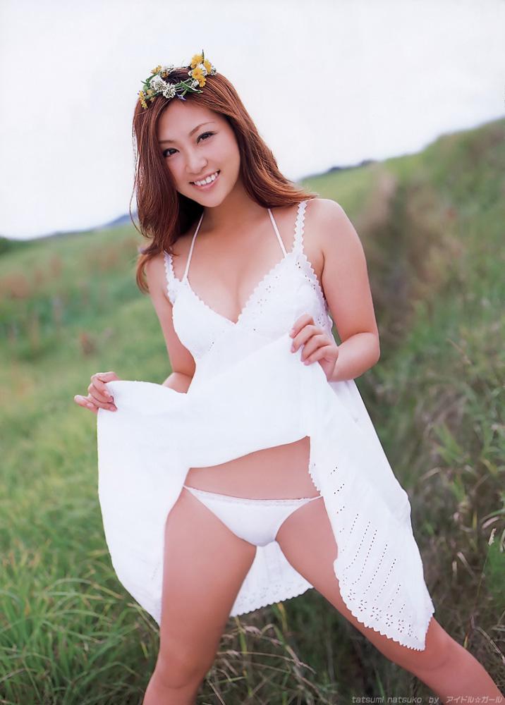 辰巳奈都子の画像