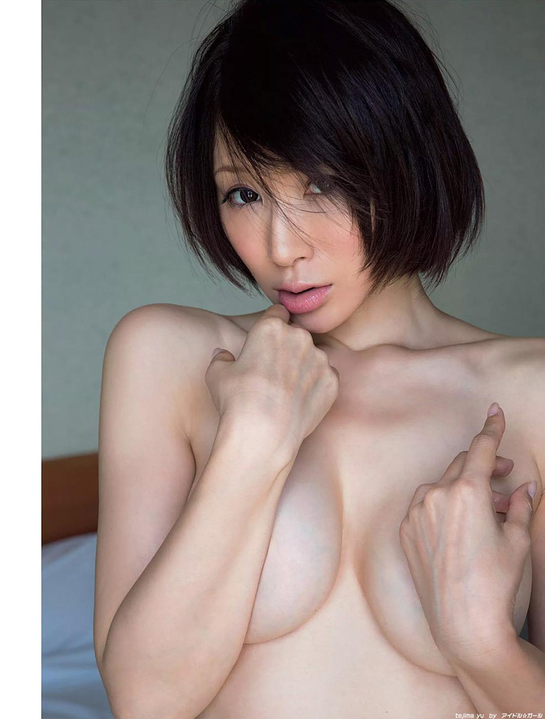 手島優の画像