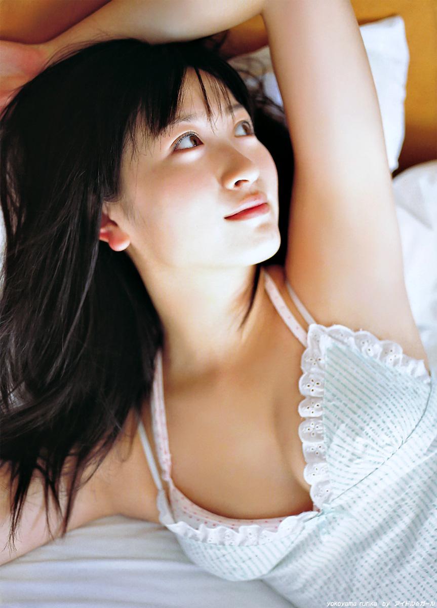 横山ルリカの画像