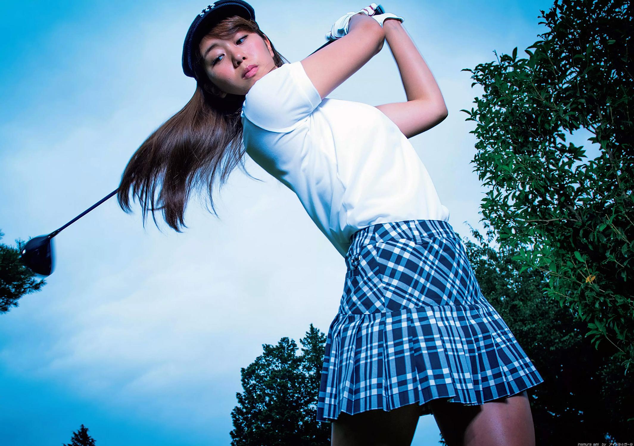 稲村亜美の画像028