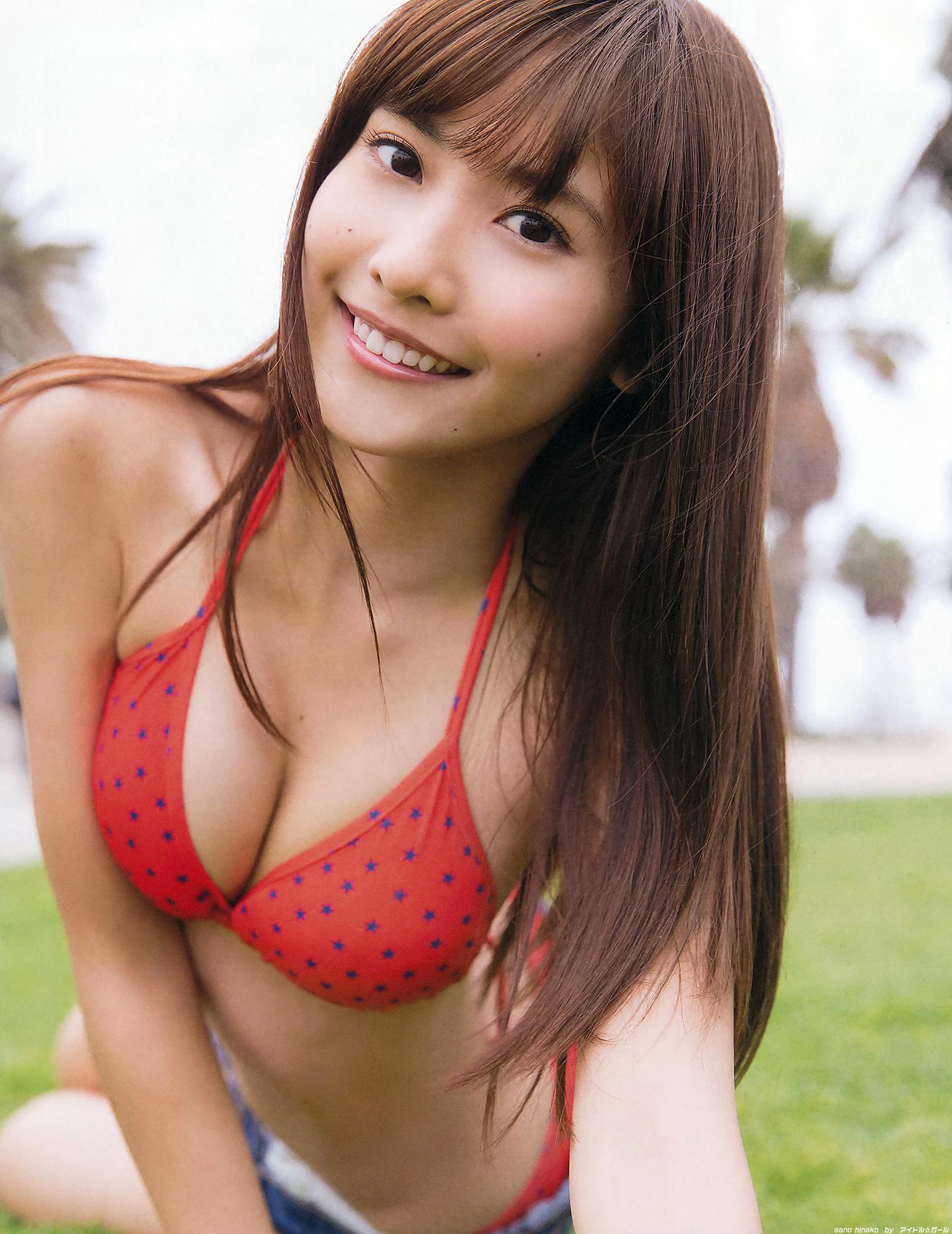 佐野ひなこ 画像