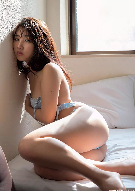 水沢柚乃 画像