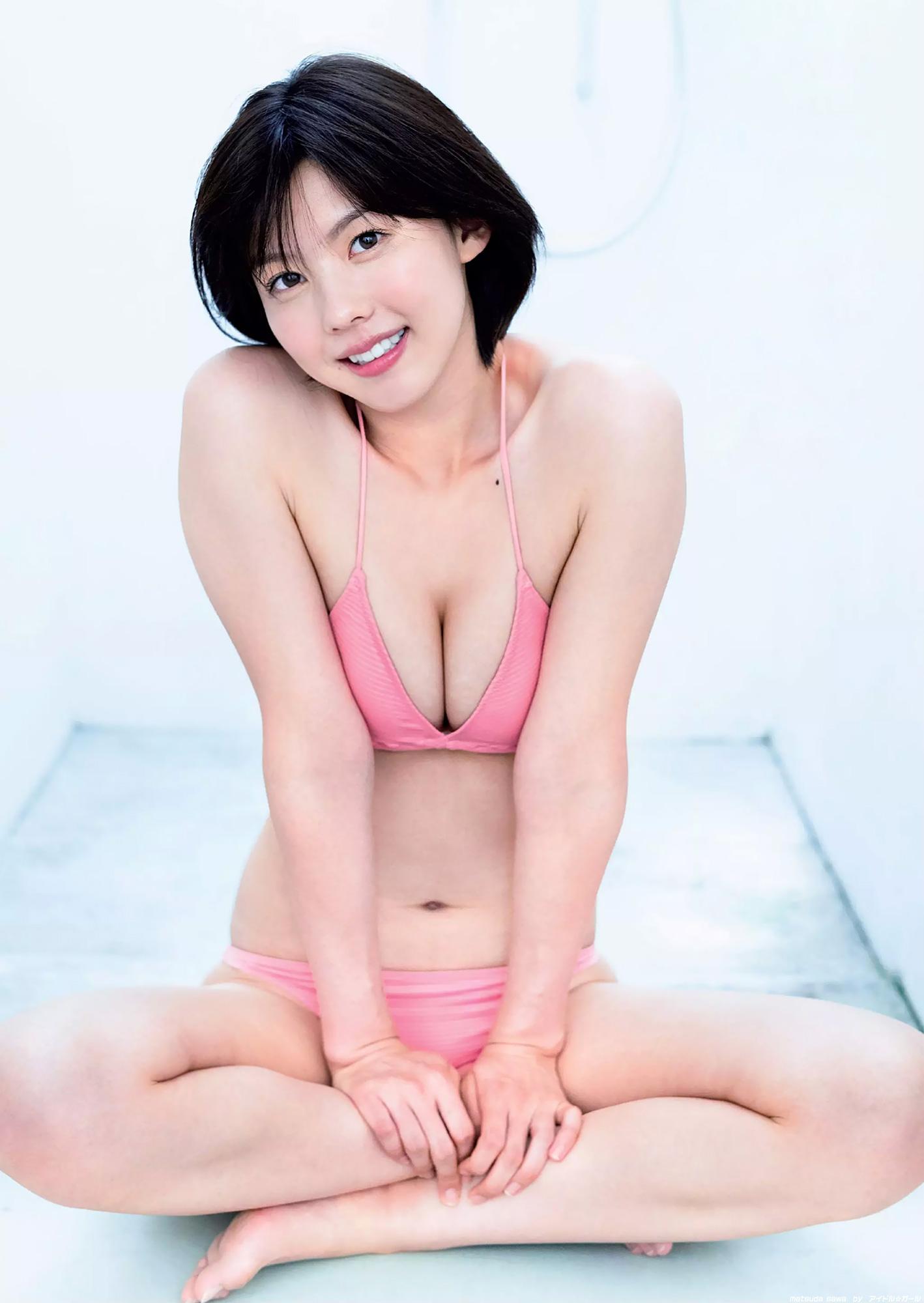 松田紗和の画像006