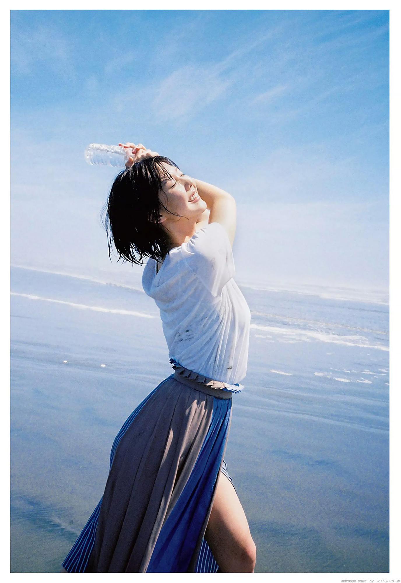 松田紗和の画像007