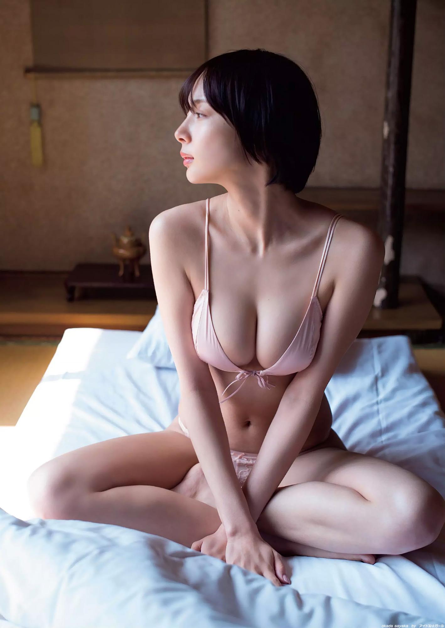 岡田紗佳の画像048