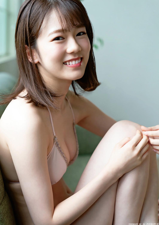 川口葵の画像009
